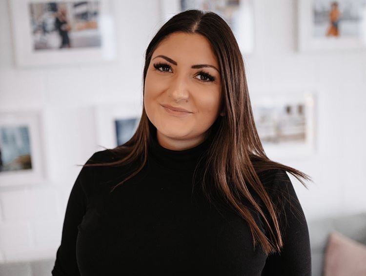 Simone alias Mösi – Selbstständig als Influencer