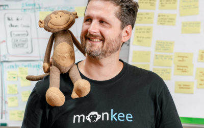 Monkee, Simply Saving! – Martin Granig