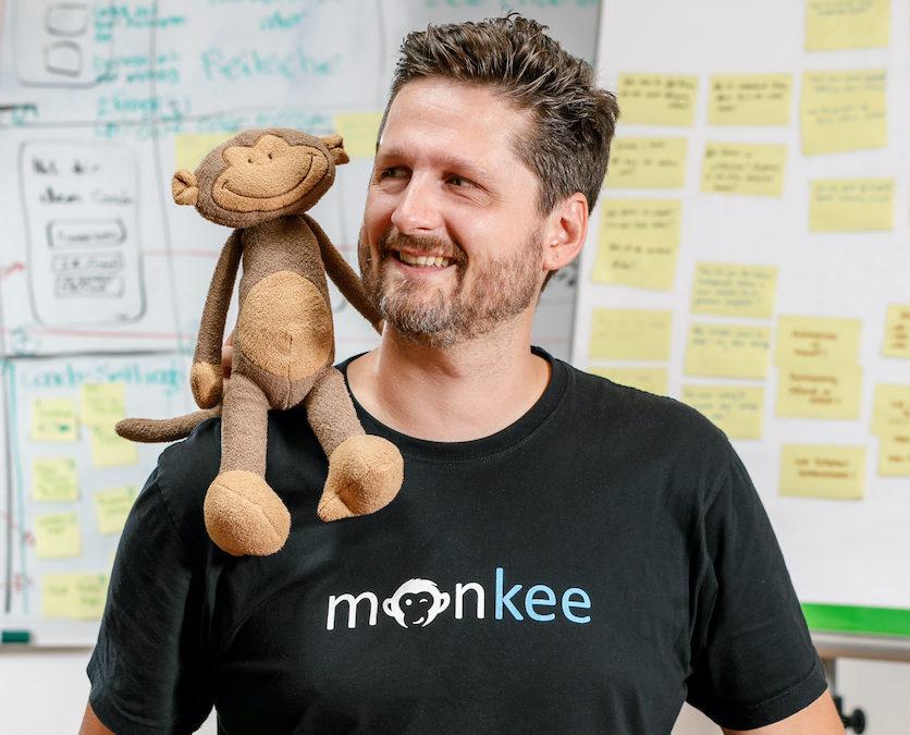 Martin Granig – Monkee, Simply Saving!