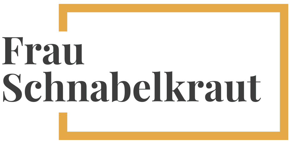 Frau Schnabelkraut